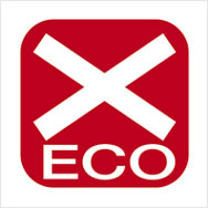 The Eco X-mark