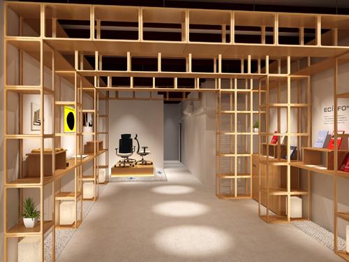 Overview Of The Kokuyo Furniture Singapore Showroom